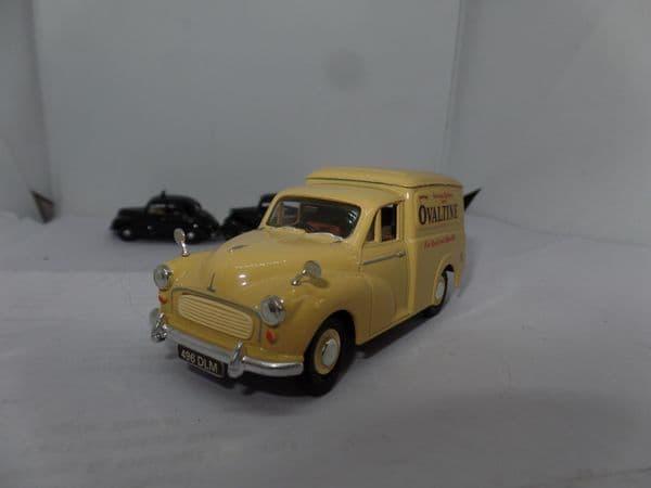 Corgi Lledo Vanguards VA11002 1/43 Scale Morris Minor 1000 Van  Ovaltine